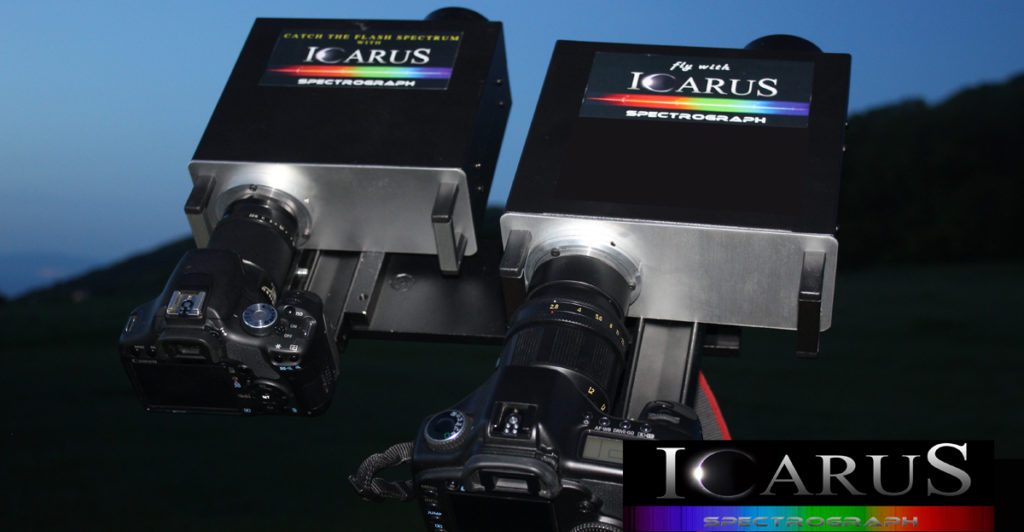 Astronomical Spectrograph on an equatorial mount